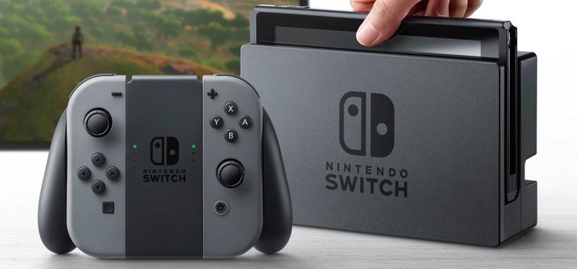 Nintendo Switch, o cómo quedarse a medias con todo