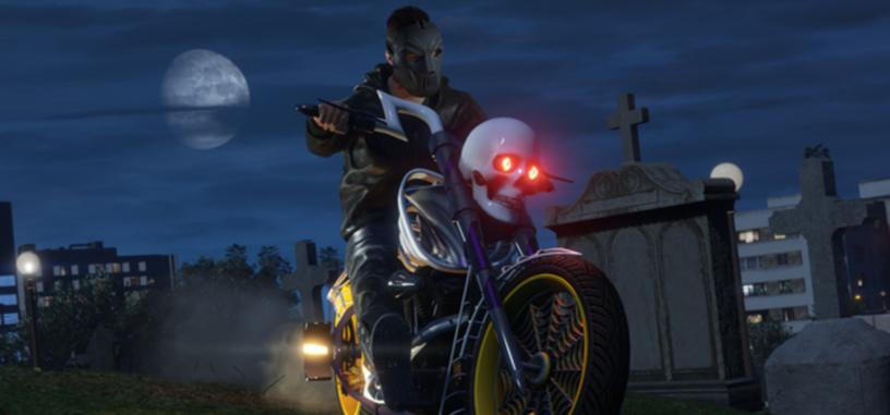 'GTA V' celebrará Halloween y su tercer aniversario con mucho contenido nuevo
