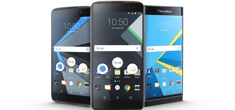 BlackBerry DTEK60, phablet de 5.5'' QHD con Snapdragon 820 y mejoras de seguridad