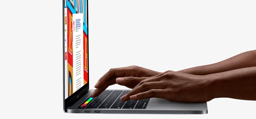 Apple presenta el nuevo MacBook Pro con pantalla secundaria Touch Bar y lector de huellas