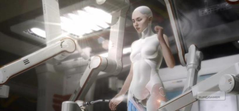 Vídeo de Kara, de Quantic Dream, presentado en la GDC 2012