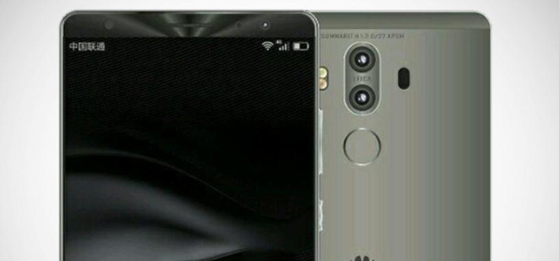 Estas serían las especificaciones que tendría finalmente el Huawei Mate 9