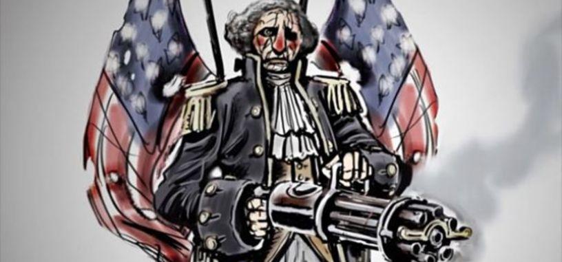 The Motorized Patriot, el terminator presidencial de BioShock Infinite