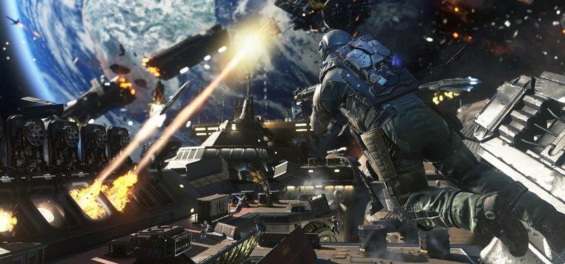 La guerra continúa en el espacio con 'Call of Duty: Infinite Warfare'