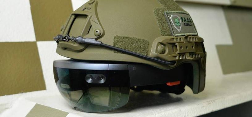 Ucrania quiere poner unas HoloLens en los cascos de la tripulación de sus blindados
