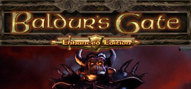 Baldur's Gate Enhanced Edition ya está a la venta para PC, ¡vuelve el gran clásico de los RPG!