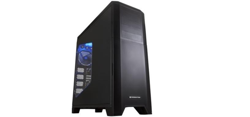 Xigmatek Talon H, torre con amplias posibilidad de refrigeración y almacenamiento