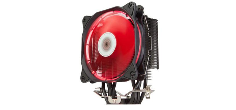 Xigmatek Tyr SD1264B, refrigeración de CPU de 150 mm de altura