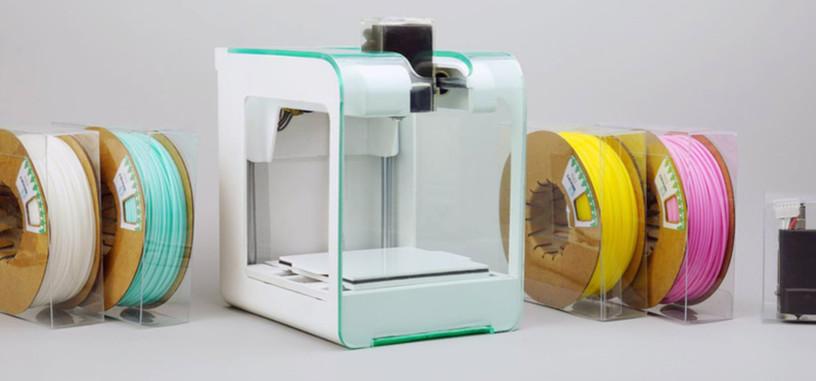 PocketMaker 3D es una impresora 3D que puedes llevar a cualquier parte