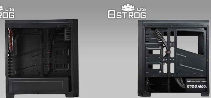 Enermax Ostrog Lite, chasis compacto con buena distribución interna