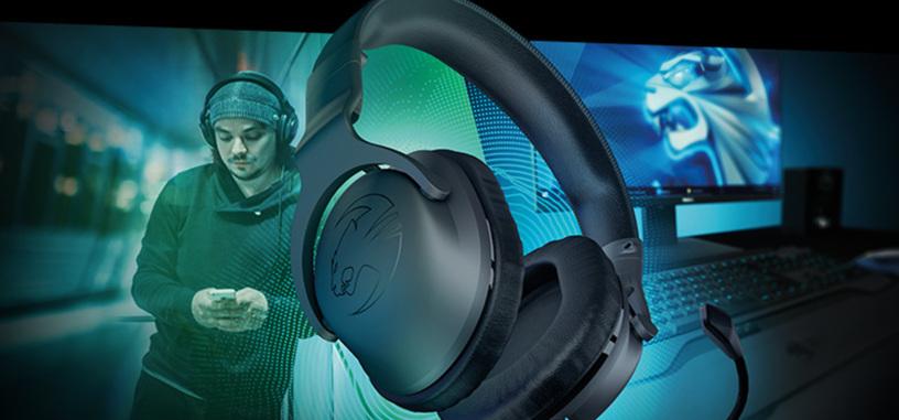 Roccat Cross, auriculares con buen sonido para jugar en todo tipo de dispositivos