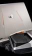 Asus presenta su portátil GX800, refrigeración líquida para OC y doble GTX 1080