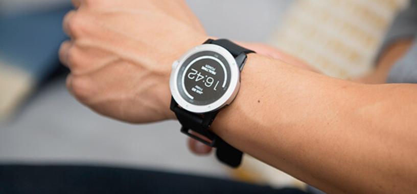 Matrix PowerWatch, un reloj inteligente que se recarga con el calor corporal