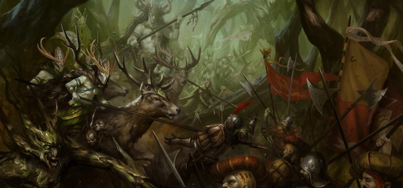 Los elfos silvanos defenderán Loren como nueva raza de 'Total War: Warhammer'