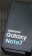 Samsung publicará los fallos encontrados en el Galaxy Note 7 en diciembre