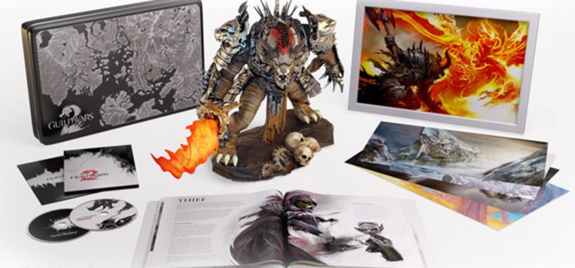 Ya se puede reservar la edición de coleccionista de Guild Wars 2