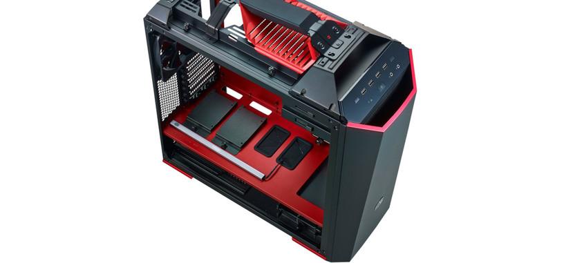Cooler Master pone a la venta su torre modular MasterCase Maker 5T