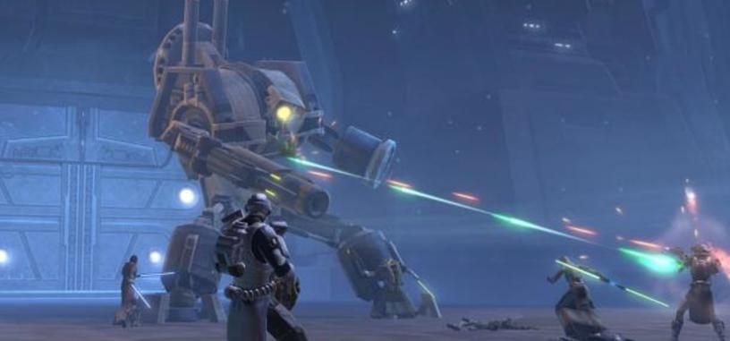 Bioware intenta atraer jugadores de nuevo a Star Wars: The Old Republic con ofertas para probar el parche 1.2