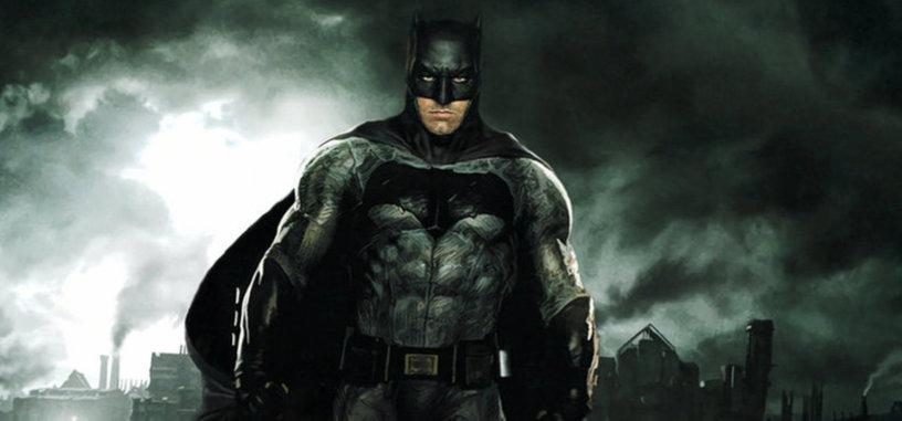 Ben Affleck desvela cuándo comenzará el rodaje de 'The Batman'