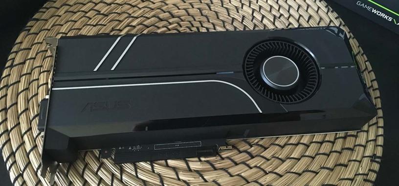 Análisis: Asus GeForce GTX 1070 Turbo