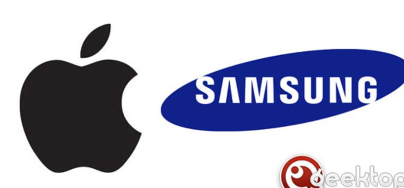 Apple gana terreno en los tribunales, y denuncian por monopolio a Motorola, HTC y Samsung