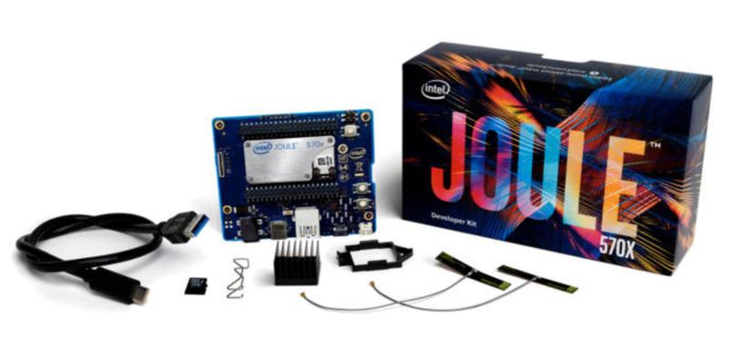 Joule es una alternativa más potente de Intel a Raspberry Pi, y funciona con Ubuntu 16.04