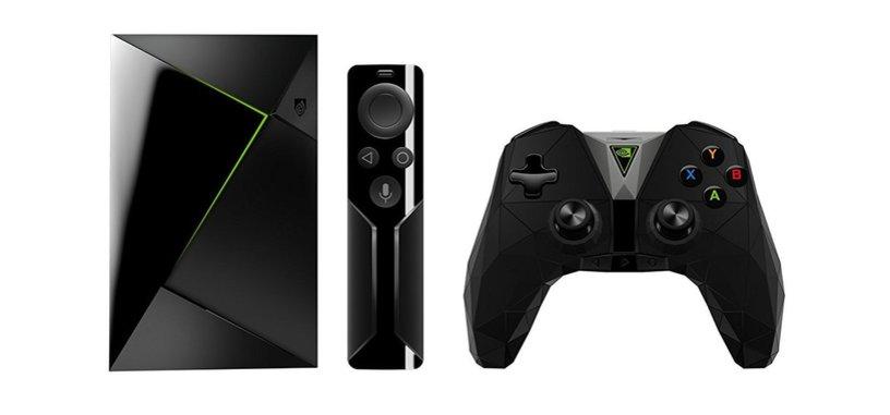 Nvidia anuncia la nueva SHIELD con 4K y HDR, pero nada de GTX 1080 Ti