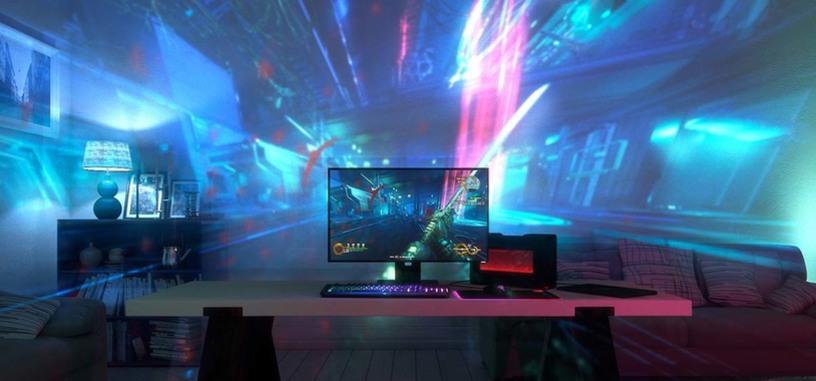 El proyecto Ariana de Razer es un nuevo proyector de alta definición para juegos