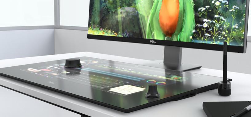 Canvas es una pantalla táctil para competir con la Surface Studio