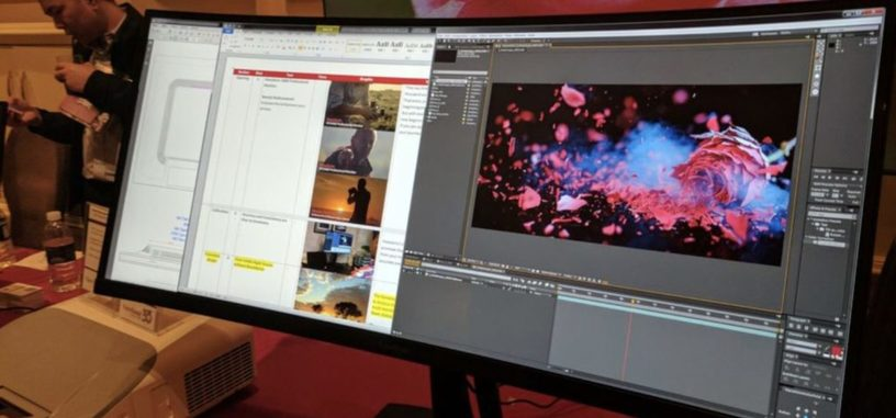 ViewSonic presenta tres nuevos monitores en el CES