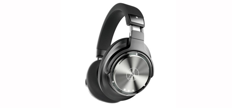 Audio-Technica ATH-DSR9BT, nuevos auriculares Bluetooth