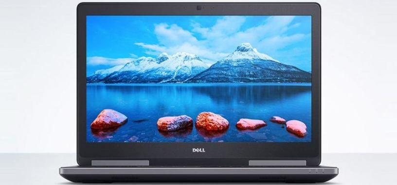 Dell presenta su estación de trabajo móvil para realidad virtual, la Precision 7720
