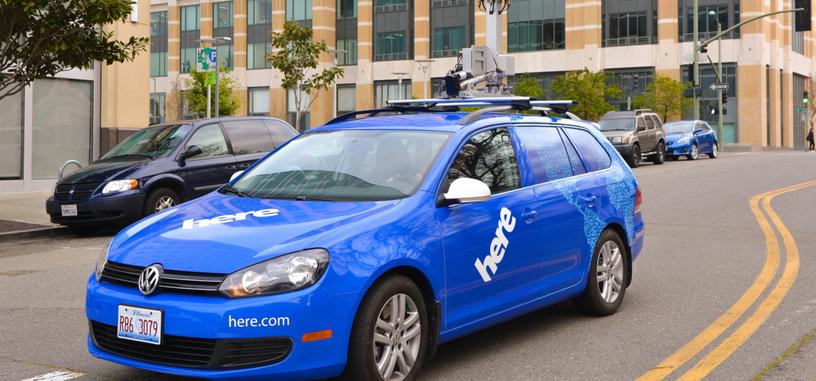 Intel apuesta por los vehículos autónomos invirtiendo en la compañía de navegación HERE