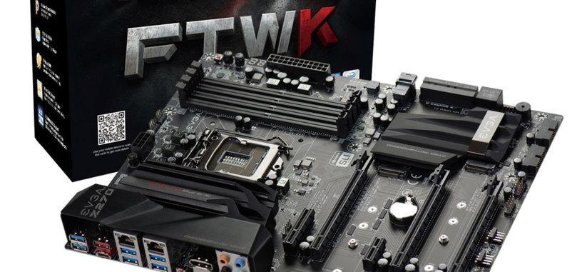 EVGA presenta tres nuevas placas base con chipset Z270