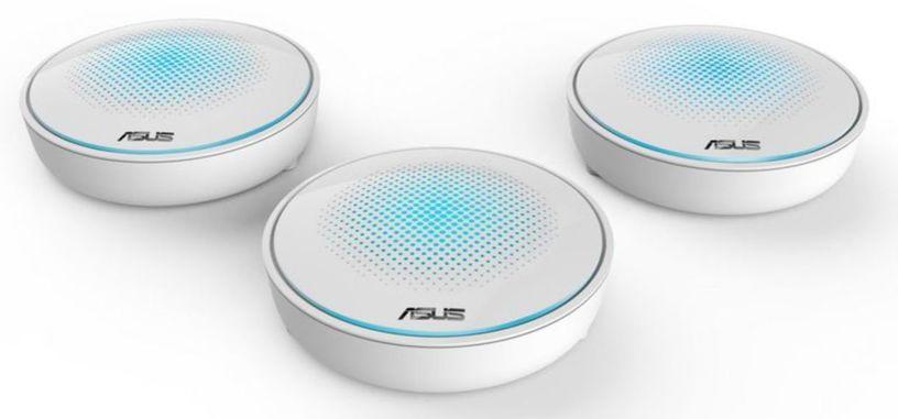 Crea tu propia red wifi mallada con los 'routers' HiveDot y HiveSpot de Asus