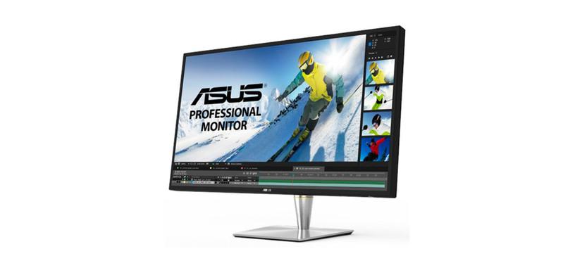 Asus ProArt PA32U, monitor 4K UHD de punto cuántico con HDR y Thunderbolt 3
