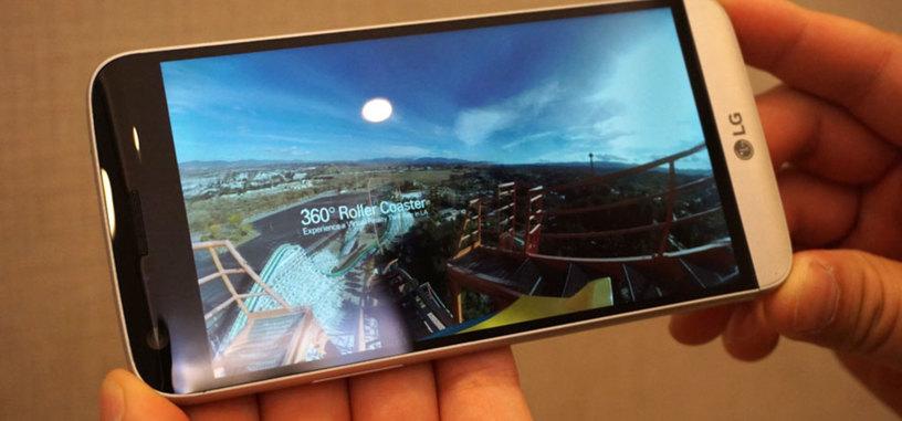 LG tiene una pantalla con resolución 'QHD+' que podría terminar en el G6