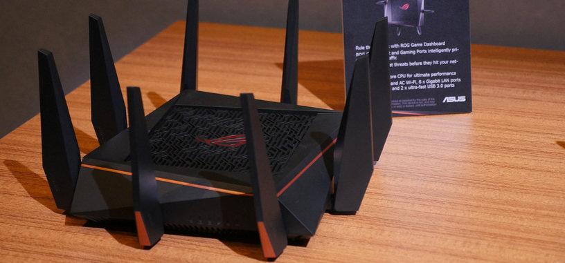 Asus ROG Rapture GT-AC5300, 'router' para jugones con triple wifi y QoS
