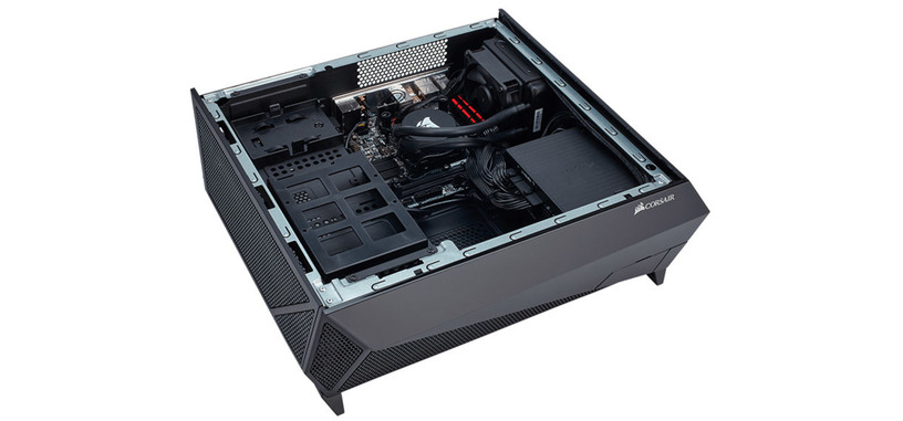 Corsair Bulldog 2.0, actualizada con placa Z270 y nueva refrigeración