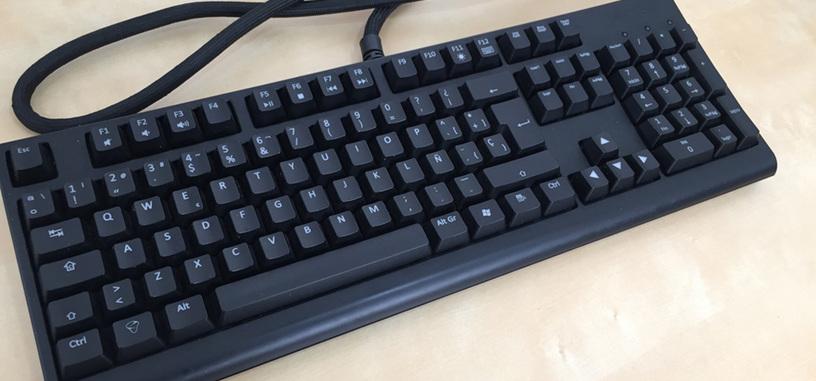 Análisis: Mionix Zibal 60, teclado mecánico Cherry MX