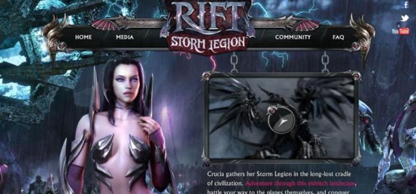 La primera expansión de RIFT, Storm Legion, ya tiene fecha de salida