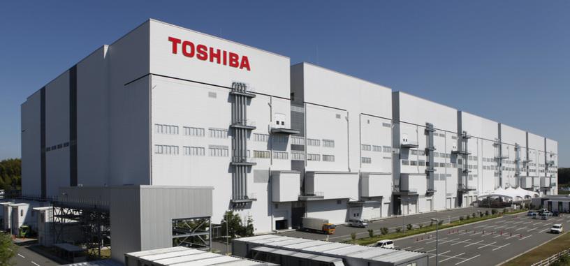 Toshiba y Western Digital invertirán en una instalación para memoria NAND 3D en Japón