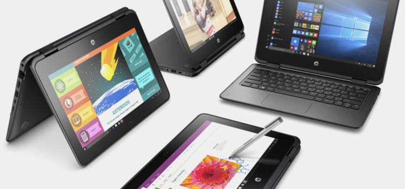 Microsoft ataca a los 'chromebooks' en las aulas con varios PC desde 189 dólares