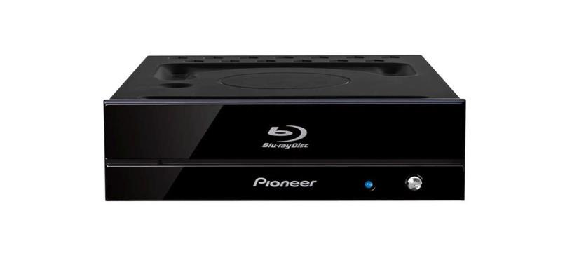 Pioneer presenta el primer reproductor Blu-ray de resolución 4K con HDR para PC