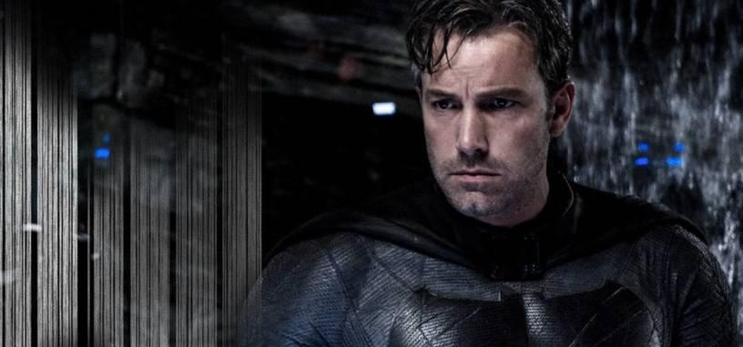 Ben Affleck deja la dirección de 'The Batman'