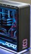 El 8Pack OrionX es un PC de 30 000 dólares con placas base X99 y Z270 y cuatro Titan X