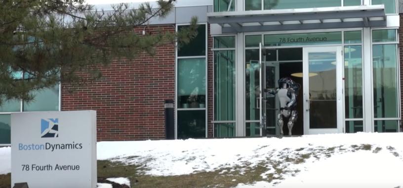 El robot Atlas de Boston Dynamics es ahora un auténtico gimnasta