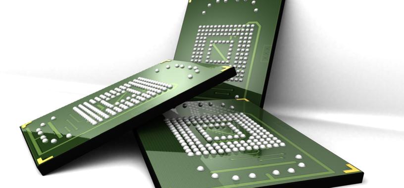 Western Digital comienza a producir chips NAND 3D de 64 capas TLC y 512 Gb