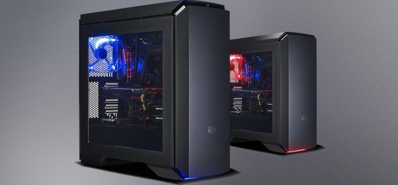 Cooler Master MasterCase Pro 6, torre de alto rendimiento modular con iluminación