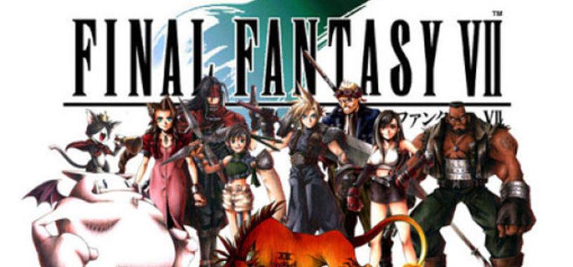 Filtrado el posible lanzamiento de Final Fantasty VII en Steam